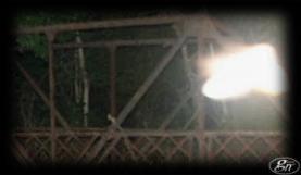 lichterscheinung nachts über europa